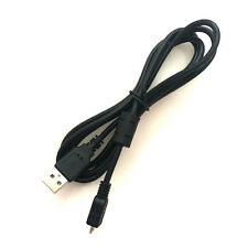 USB PC Data Sync Cable Cord For Pentax Optio X70 S60 S12 S10 S7 S6 i S6n Camera