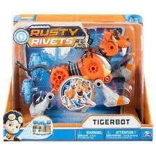 Rusty Rivets Tigerbot Figure