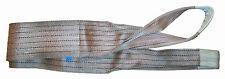 6 tonne x 3mtr ewl duplex lifting webbing sling / strop