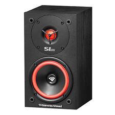 """Cerwin-Vega SL-5M 5.25"""" 2-Way Bookshelf Speaker, 125 Watts, One Pair"""