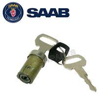 NEW Saab 900 1979-1994 Ignition Lock Cylinder - with Keys Genuine 32019063