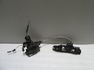 2015 - 2018 Mercedes C450 C300 C63 C400 Rear Right Door Lock Latch Actuator Oem