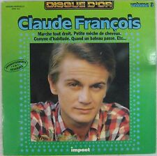 Claude François 33 tours Disque d'Or Volume 3