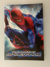 THE AMAZING SPIDER-MAN MOVIE MEDIUM NOTEBOOK MARVEL by JUMBO(SPECTACULAR 800 300