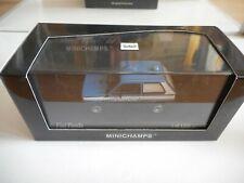 Minichamps Fiat Pandao Polizia in Blue on 1:43 in Box