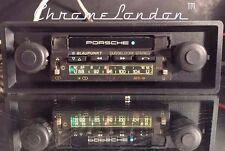 PORSCHE OEM BLAUPUNKT DUSSELDORF STEREO Vintage Radio Cassette +MP3 WARRANTY
