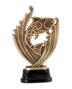 Angler-Pokal mit Ihrer Wunschgravur (39588)