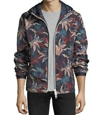 Moncler Men's Multicolor Maribeu Floral Jacket, Size 3/ Large, NEW! $995