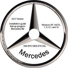 Mercedes 2017 WIS EPC WDS ETK SSL Workshop Repair Manual - VirtualBox version