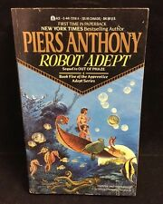 Robot Adept- Piers Anthony ACE 1989 F19