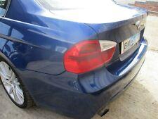BMW E90 LEFT REAR OUTER LIGHT LEMANS BLUE 320 M SPORT BREAKING 2005-2008 PRE-LCI