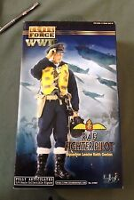 "BBI 1/6 Scale 12"" WWII British RAF Royal Air Force Fighter Pilot Keith Gordon"