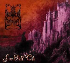 DIMMU BORGIR - FOR ALL TID NEW CD