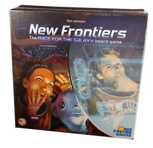 Rio Grande Games, New Frontiers, The Race for the Galaxy Board Game, New