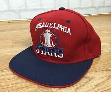 PHILADELPHIA STARS AMERICAN SPORTS VINTAGE RETRO SNAPBACK CAP HAT