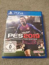 PES 2019 - PS4 Playstation 4 Fussballspiel - Pro Evolution Soccer