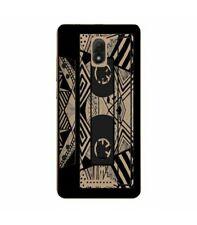 Coque Jerry 3 cassette K7 tape geometrique noir transparente