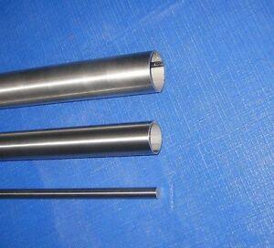 Edelstahl Rohr Rundrohr Rundstahl V2A Stabstahl Stab 42,4 / 33,7  / 12mm