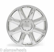"4 NEW GMC Sierra Yukon Denali Chrome 20"" Wheels Rims Free Shipping 5304"