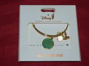 Disney Parks ALEX & ANI Hakuna Matata Sumba Lion King Gold Tone - NEW