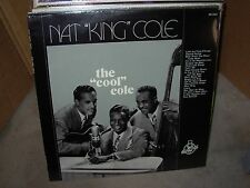 NAT KING COLE the cool cole ( jazz ) - SEALED -