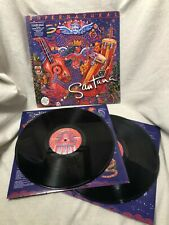 2000 Santana Supernatural LP Vinyl Album Arista Records 07822-19080-1 EX/VG