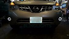 Angel Eye Fog Lamps Driving Lights for 2011 2012 2013 Nissan Rogue