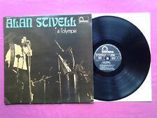 Vinyl LP 33T / Alan Stivell – À L'Olympia / Fran 1972 / 6325.321 / VG+