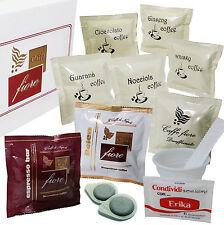 150 Cialde CAFFE FIORE ese + Kit Access. MIX DEGUSTAZIONE Espressione Napoletana