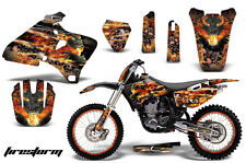 YAMAHA YZF 250/400/426 Graphic Kit AMR YZF250 Plates Decal Sticker Part 98-02 FS