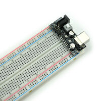 Breadboard Power Supply Module Dual output 5V 3.3V For Arduino