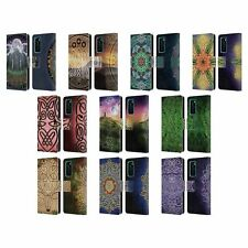 OFFICIAL BRIGID ASHWOOD CELTIC WISDOM 3 LEATHER BOOK CASE FOR HUAWEI PHONES