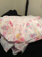 Vintage Barbie Twin Bed Skirt