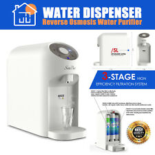 3sec Instant Heating Smart Water Filter Purifier Reverse Osmosis Water Dispenser
