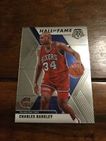 2019-20 Mosaic Hall Of Fame Charles Barkley 76ers
