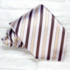 Cravatta uomo Alta Qualità  Made in Italy seta matrimoni business larga