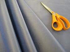 Design Archives Poly Silk Dupion Taffeta Curtain Dress Fabric 3.1 mts shot Blue