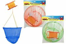 2 x Nalu Kids Adults Sea Beach Crab Fishing Drop Net Line Handle Bait Trap