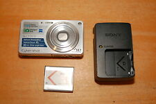 Sony Cyber-Shot DSC-W350 HD 14.1 MP Digital Camera 4x Optical Zoom
