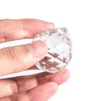 Glas Kristallkugel Prisma Kronleuchter Anhänger Beleuchtung Ball WohnkulgO BOD
