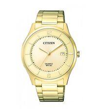 CITIZEN BD0043-83P gold elegant Mens Watch WR50m NEW RRP $225.00