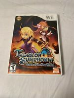 Nintendo Wii Tales of Symphonia: Dawn of the New World  CIB Complete Tested
