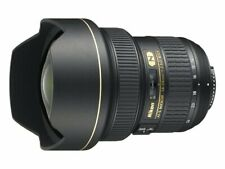 Refurbished Nikon AF-S Nikkor 14-24mm F2.8G ED Lens