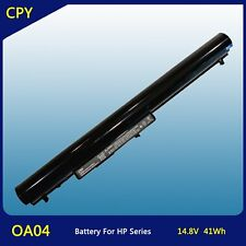 New listing New Oa03 Oa04 Laptop Battery For Hp Series 740715-001 746458-421 746641-001 41Wh
