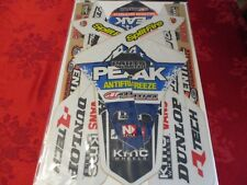 Pro Circuit Peak Retro Graphic Kit for Honda CRF 250 14-15, 450 R 13-15 DH15450P