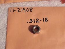 Mercury Mariner Outboard Nut, P# 11-21908