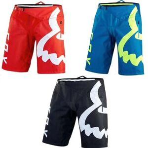 Fox Racing Shorts Men's MTB DH Mountain Bike Demo Shorts Quick dry Sports Shorts