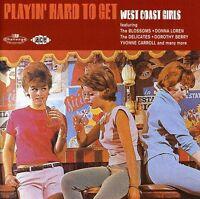 Various Artists - Playin Hard to Get / Various [New CD] UK - Import