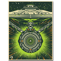 003 Star Trek Beyond Hot Movie Art Silk Poster Print 13x26 24x48 inches