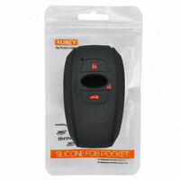 For Subaru Legacy Impreza XV Trezia Brz Wrx Silicone Key Case Remote Fob Cover